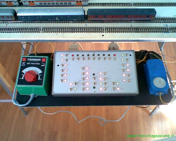 Schema Elettrico Per Plastico Ferroviario : Treni che passione archive il plastico di gianluca