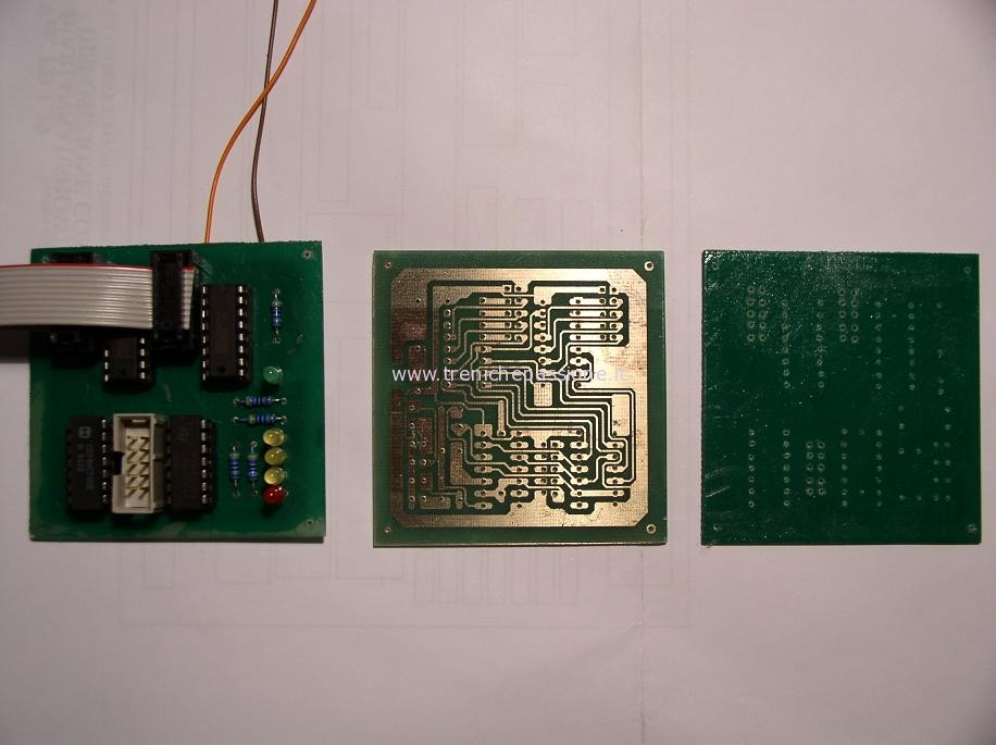 Schemi Elettrici Treni : Treni che passione circuiti elettronici
