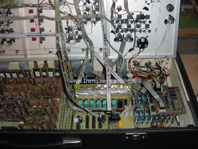 Schemi Elettrici Modellismo Ferroviario : Treni che passione circuiti elettronici