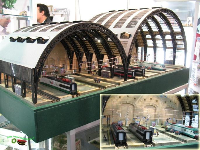 Treni che passione blog archive hobby model expo for Parco novegro