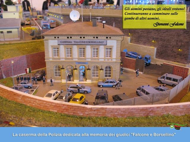 caserma Falcone Borsellino