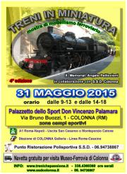 treni in miniatura 4 edizione